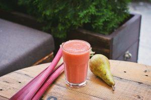 Summer Fruit Juice