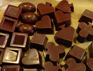 Basic Raw Chocolate