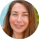 Nicole Jackson - raw food chef & yoga teacher
